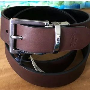 NWT - Ralph Lauren POLO Leather Belt